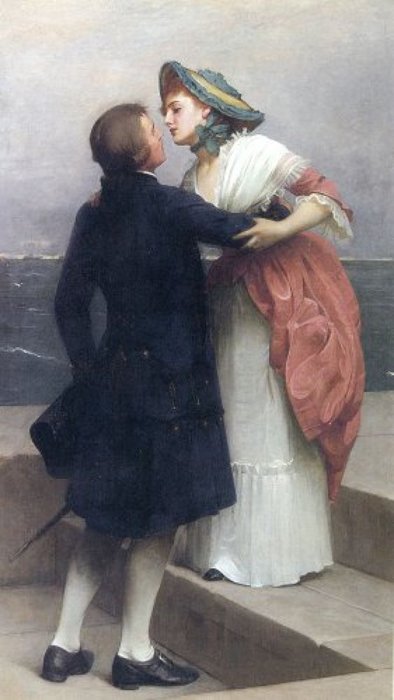arewell by Philip Hermogenes Calderon (English 1833-1898).jpg