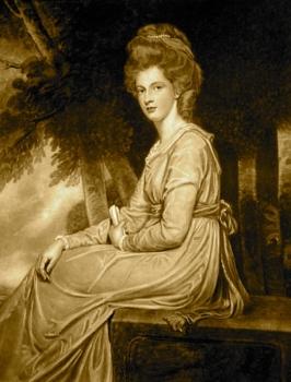 Cambes-Sadirac Antoinette-Marie (George Romney Caroline Countess Carisle)