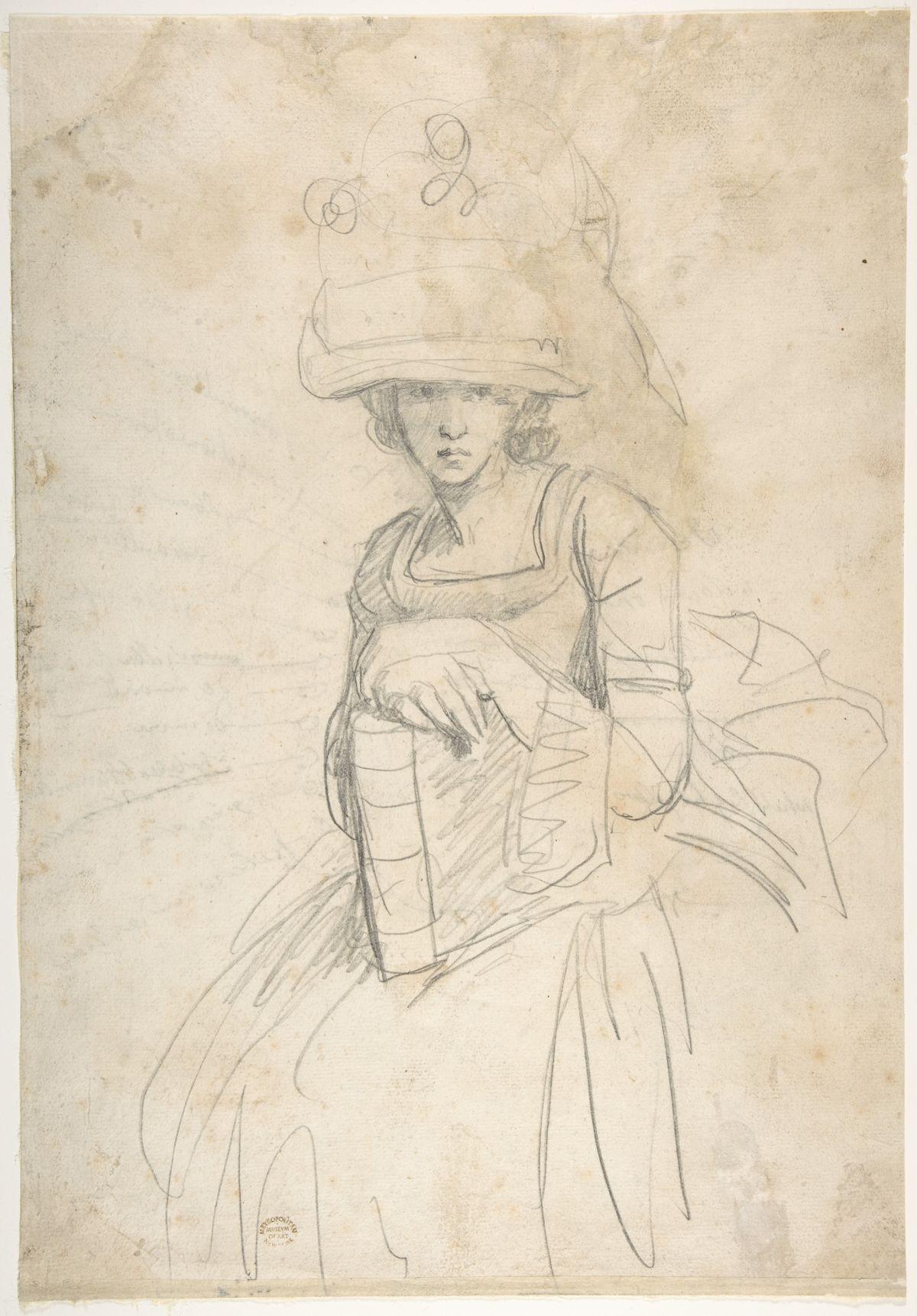 Cambes-Sadirac Antoinette-Marie (George Romney