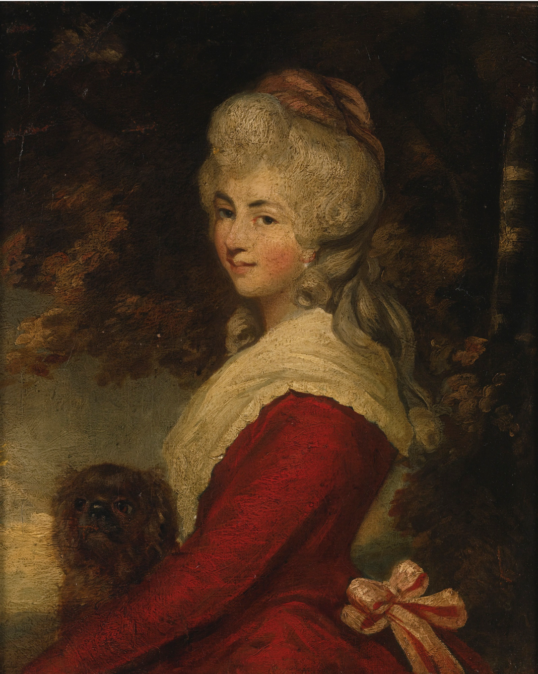 (Reynolds, joshua, sir, p.r.a. por ||| figure ||| sotheby's n09103lot6yx8ven PORTRAIT OF A LADY, SAID TO BE LADY CARLYLE