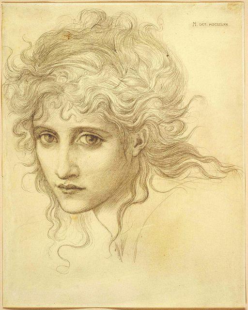 Cambes-Sadirac Antoinette-Marie (Sir Edward Coley Burne-Jones