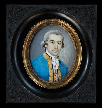 Governor Manuel Luis Gayoso de Lemos (1747-1799)