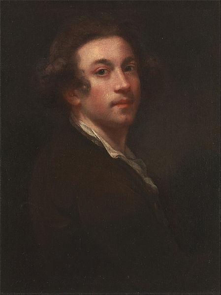 Hautbois Guichette Pierre Henri (Self-Portrait ca. 1750 by Sir Joshua Reynolds
