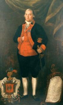 José de Salazar (Almonaster y Rojas NewOrleans