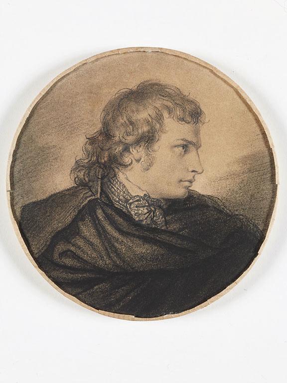 Tremblay Georges (Portrait de Girodet-Trioson de Isabey, Jean-Baptiste)